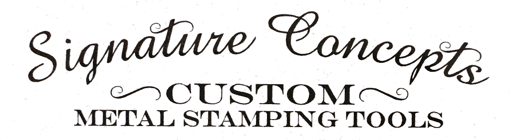 Signature Concepts Custom Metal Stamping Tools